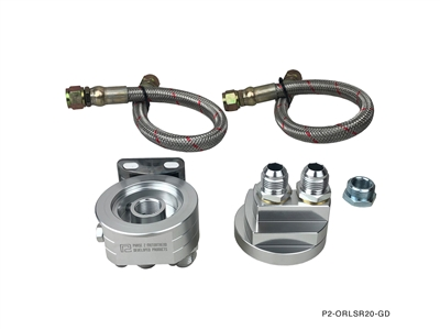 P2m Nissan Sr20det Oil Filter Relocation Kit